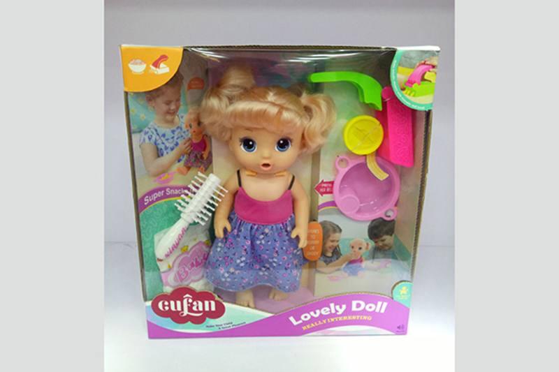 Vinyl doll toys No.TA256998