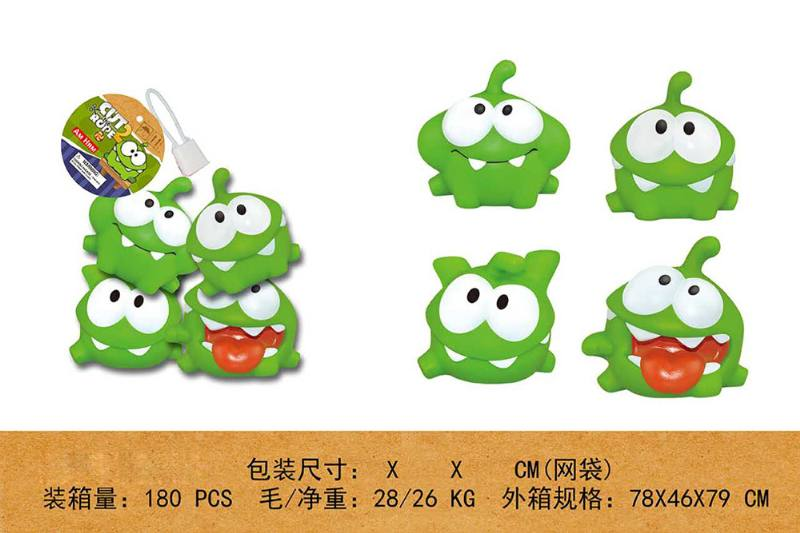 Silicone doll doll toy funny frog No.TA260250