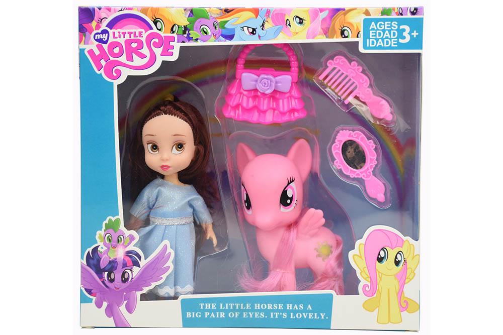 Vinyl toys little Pony No.TA261156