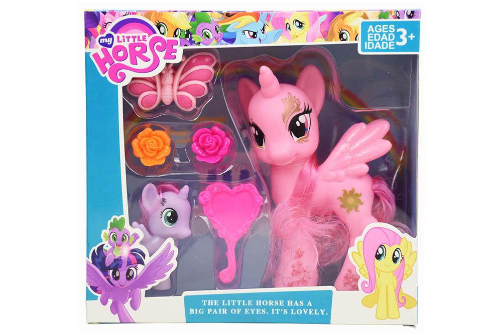 Vinyl toys little Pony No.TA261157