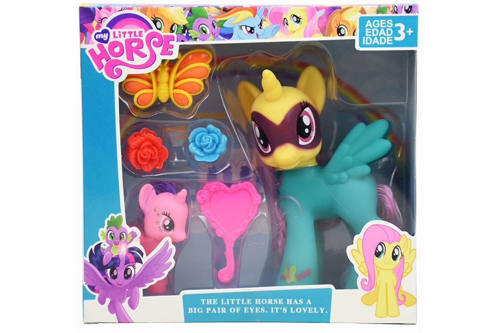 Vinyl toys little Pony No.TA261158