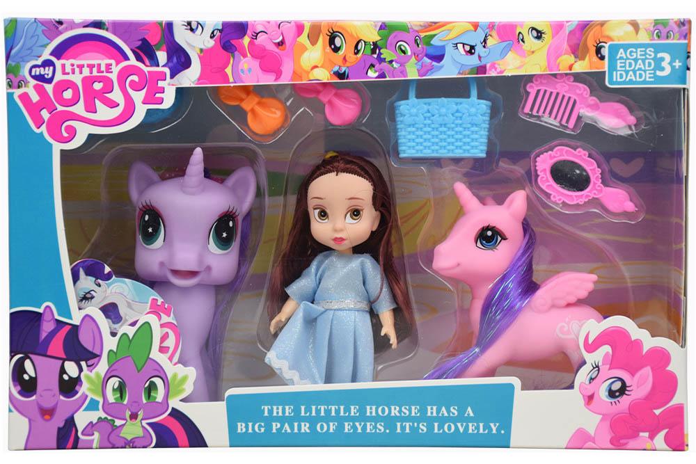 Vinyl toys little Pony No.TA261159