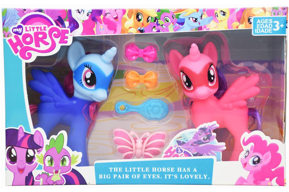 Vinyl toys little Pony No.TA261160