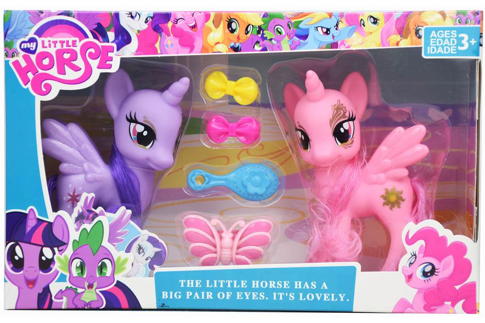 Vinyl toys little Pony No.TA261161
