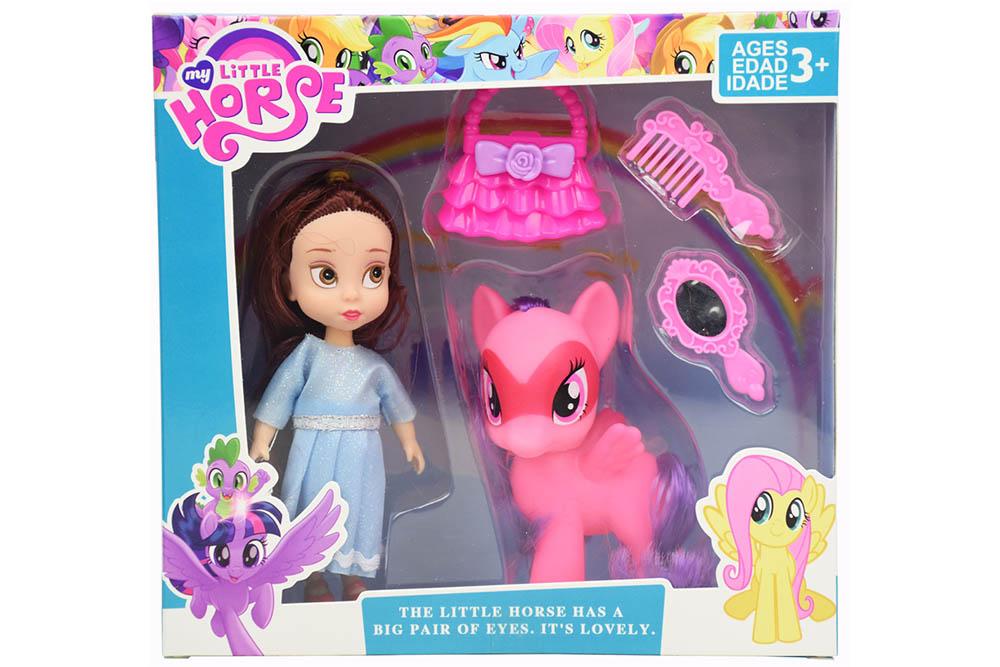 Vinyl toys little Pony No.TA261163