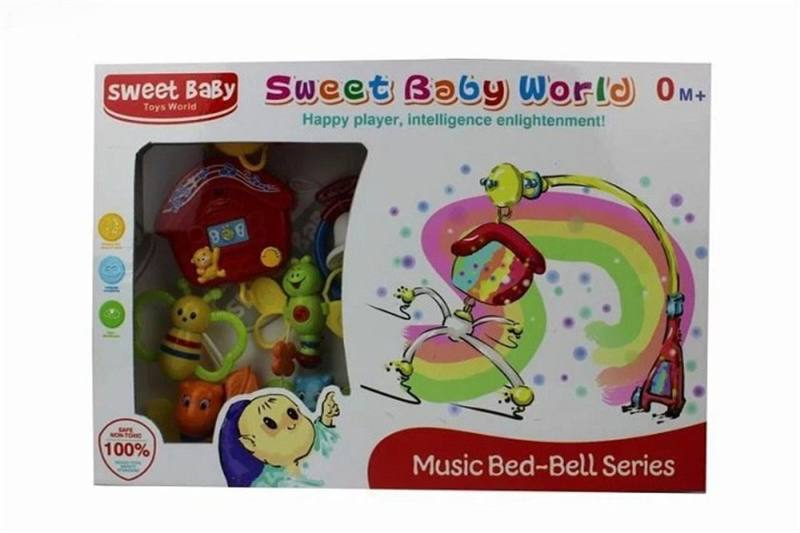 Baby toy bedside bell light music (with infrared remote control) No.TA259134