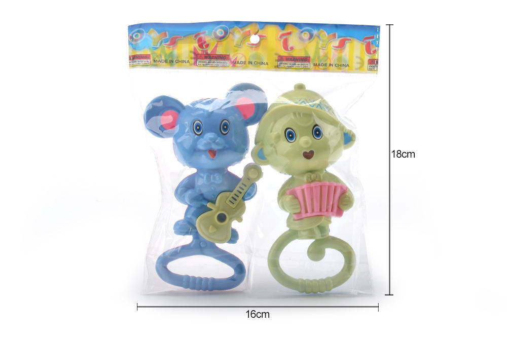 Baby early education puzzle rattle toy cartoon bell No.TA261589