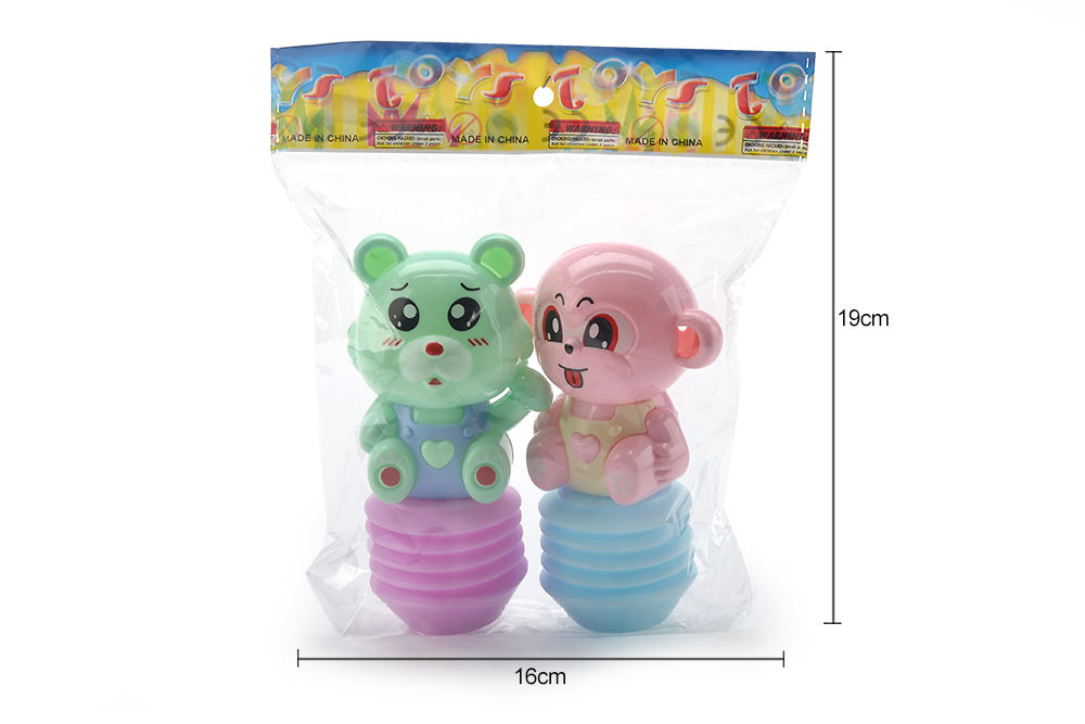 Baby early education puzzle rattle toy cartoon airbag BB rattle  No.TA261602
