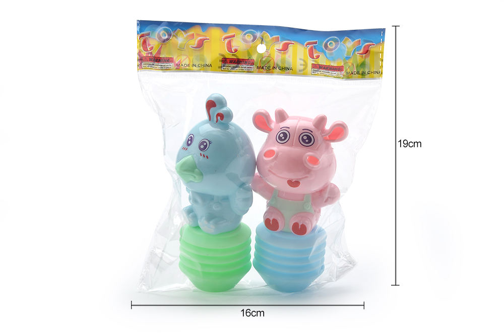 Baby early education puzzle rattle toy cartoon airbag BB rattle No.TA261603