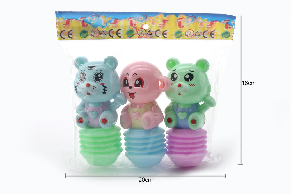 Baby early education puzzle rattle toy cartoon airbag BB rattle No.TA261604