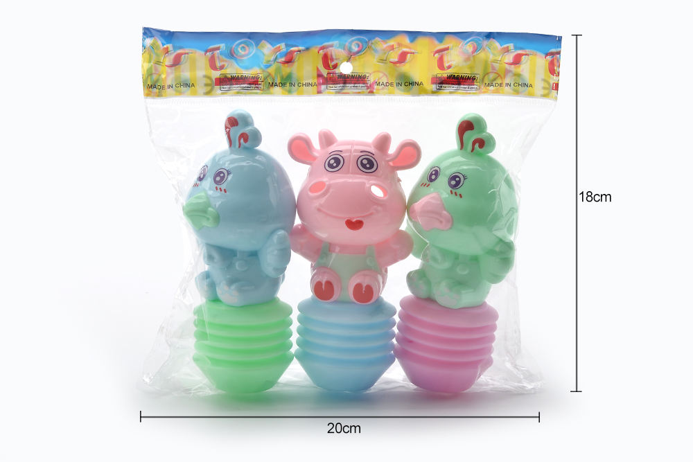 Baby early education puzzle rattle toy cartoon airbag BB rattle No.TA261605