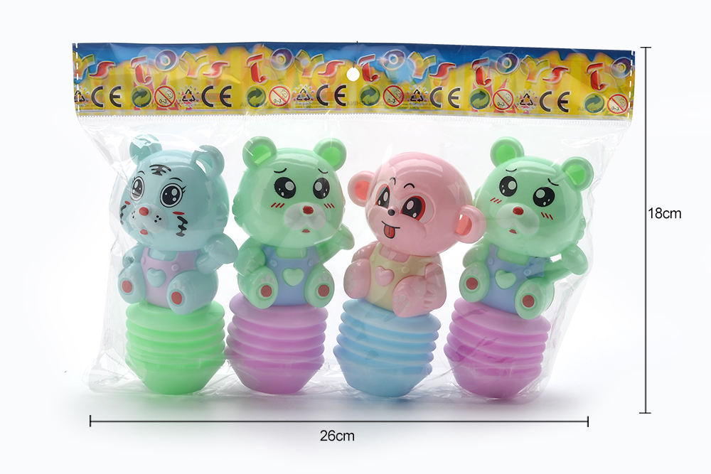 Baby early education puzzle rattle toy cartoon airbag BB rattle No.TA261606