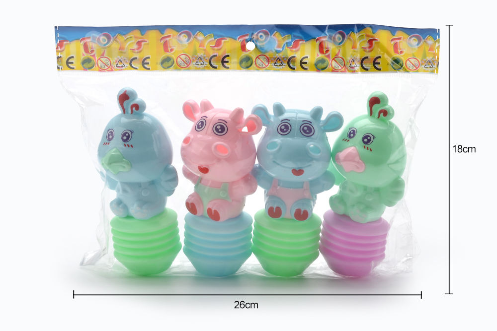 Baby early education puzzle rattle toy cartoon airbag BB rattle No.TA261607