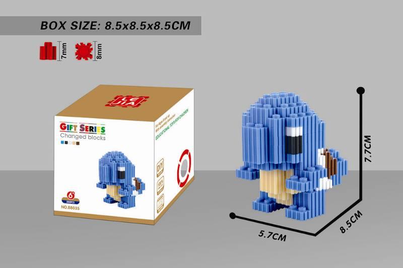 Puzzle blocks Micro-particle blocks - Jenny Turtle NO.TA262678