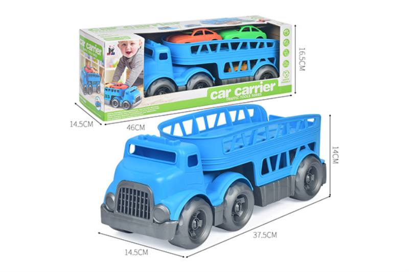 Puzzle Building Blocks Trailer Set NO.TA263234
