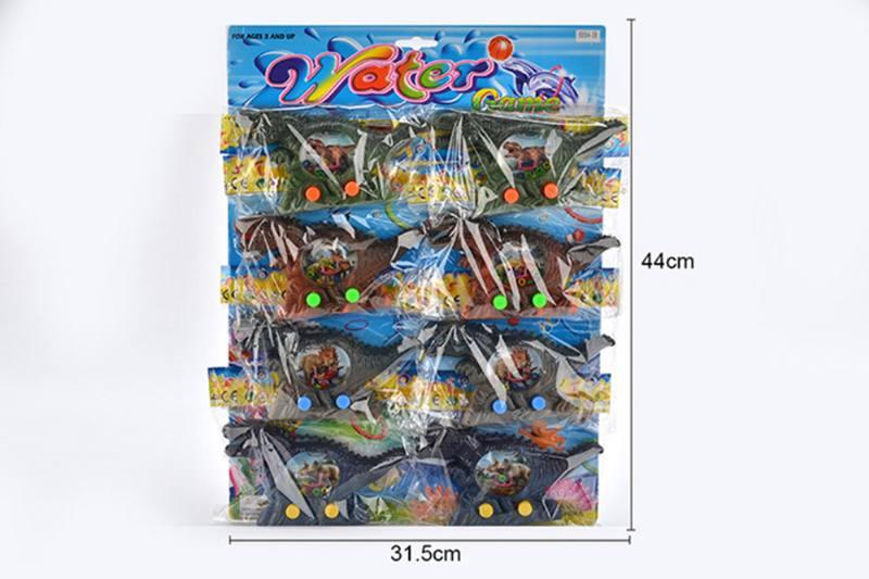 Puzzle game machine water machine toy dinosaur water machine No.TA255753