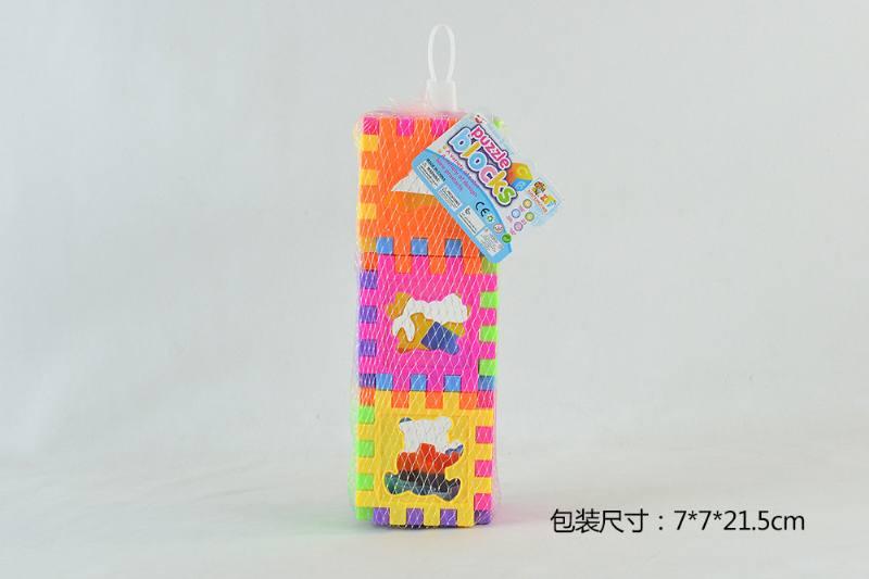 Educational building blick bricks toys No.TA258512