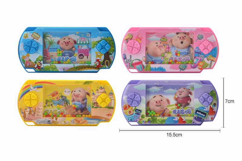Seaweed pig water game machine toy fun toy No.TA259990