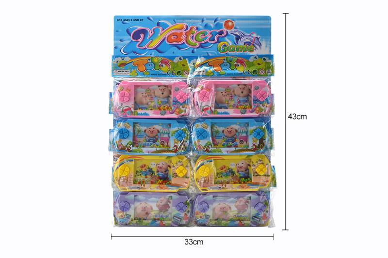 Seaweed pig water game machine toy fun toy No.TA259991