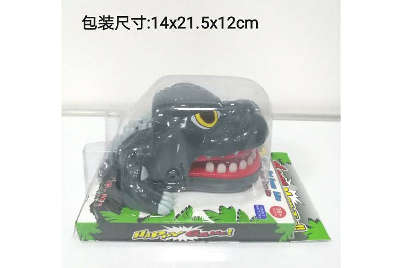 Biting a finger toy puzzle game toy biting a finger monster king NO.TA262690