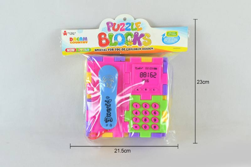 Educational building blick bricks toys No.TA258514