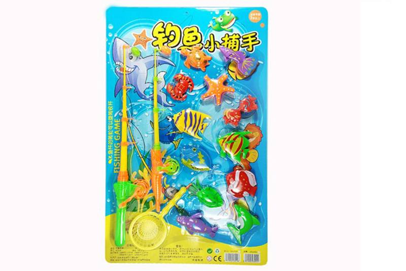 Educational play water beach toys fishing game toys No.TA254842