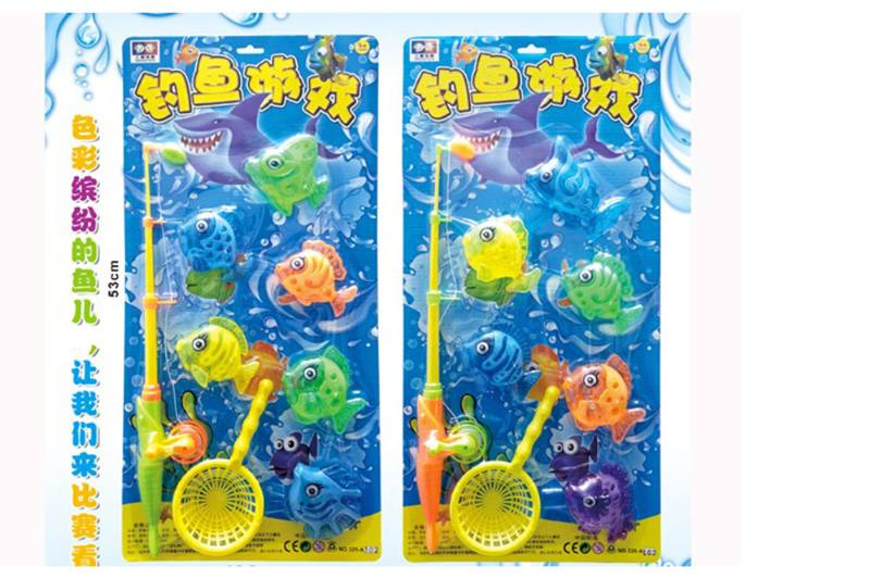 Educational play water beach toys fishing game toys No.TA254843