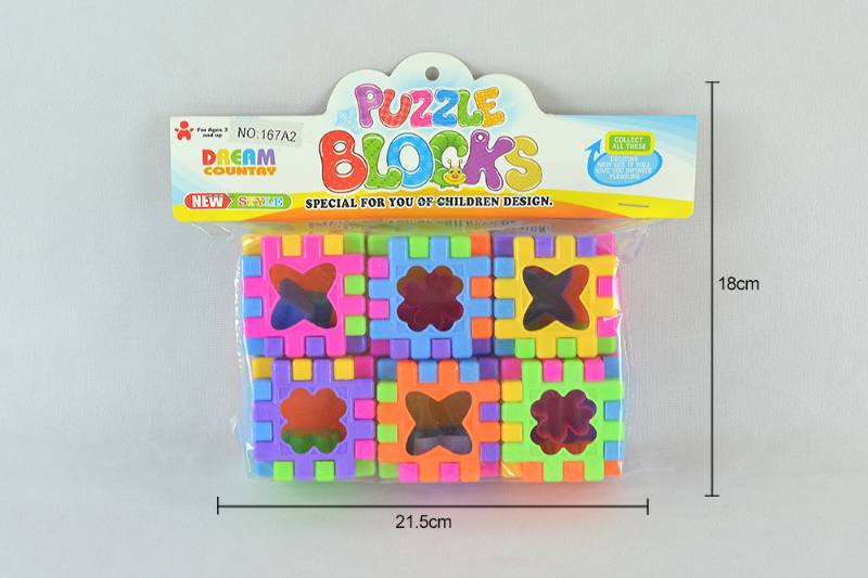 Educational building blick bricks toys No.TA258515