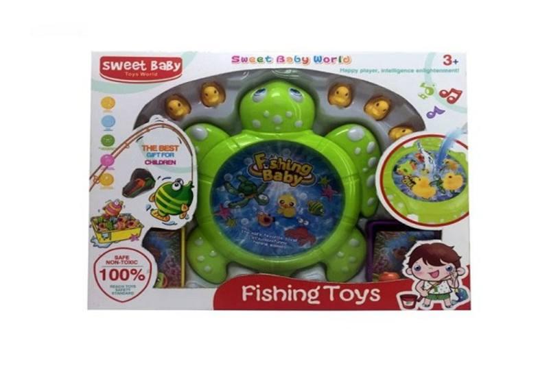 Fishing toy electric fishing No.TA259135