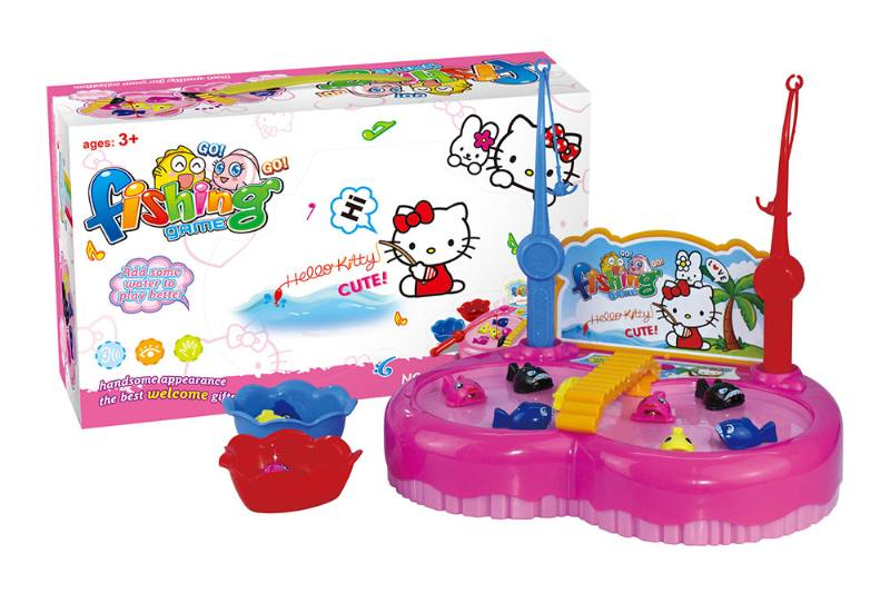 Electric toy parent-child fishing game NO.TA262699