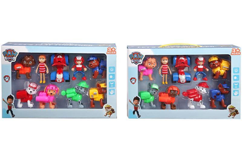 Cartoon toy dog patrol doll No.TA260605
