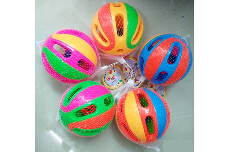 Baby rattles ball bell toys 14cm No.TA259562
