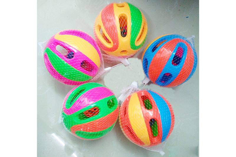 Baby rattles ball bell toys 14cm No.TA259588