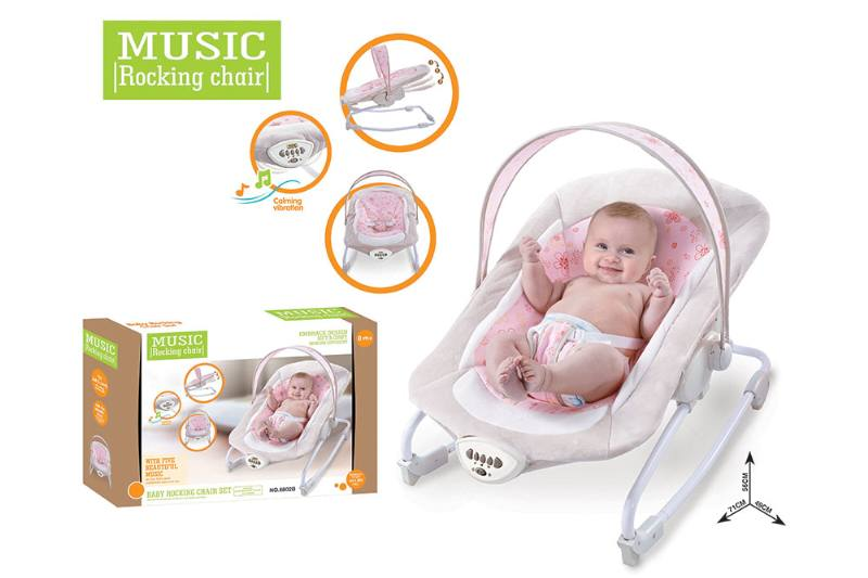 Baby music rocking chair can be shaken NO.TA262209