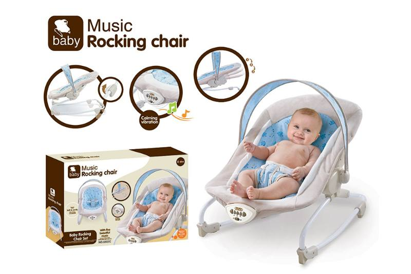 Baby music rocking chair can be shaken NO.TA262210
