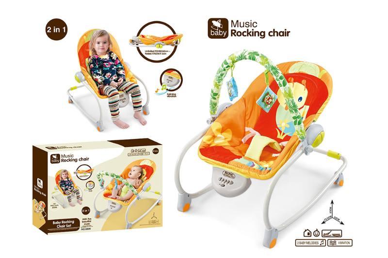 Multifunctional music rocking chair NO.TA262213
