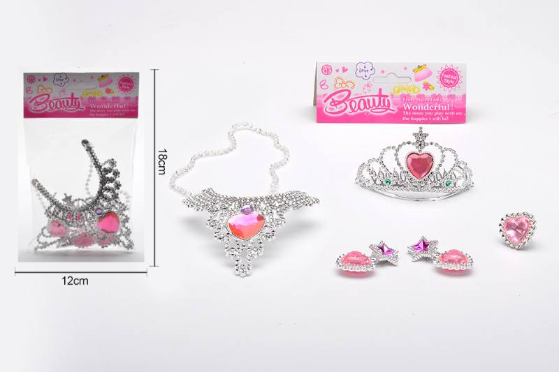 Pretend play toys jewelry sets toys No.TA255540