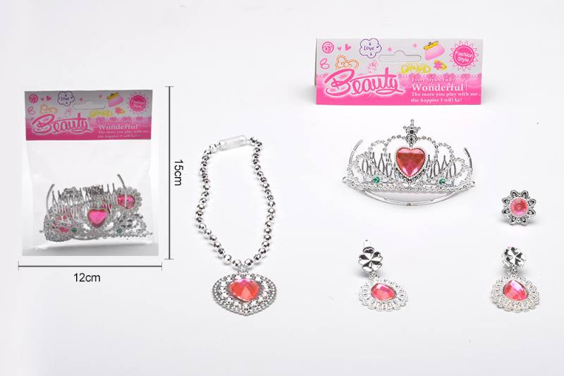 Pretend play toys jewelry sets toys No.TA255542