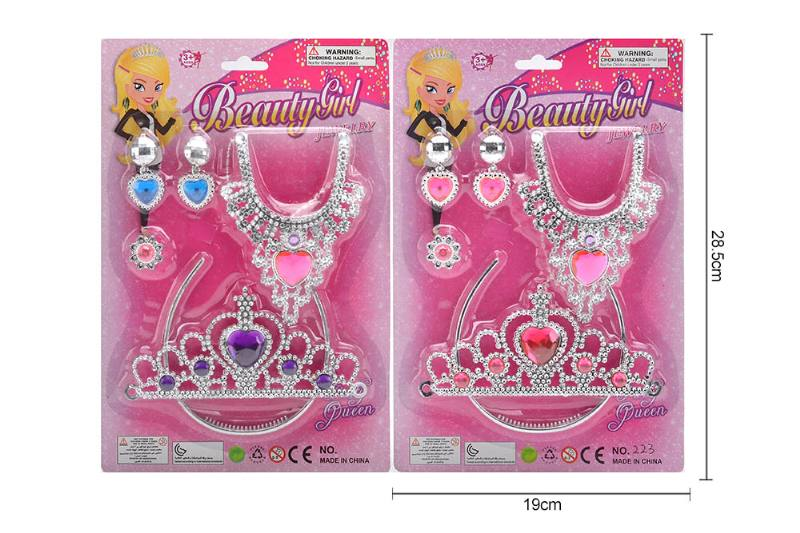 Pretend play toys jewelry sets toys No.TA255547