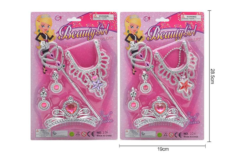 Pretend play toys jewelry sets toys No.TA255548