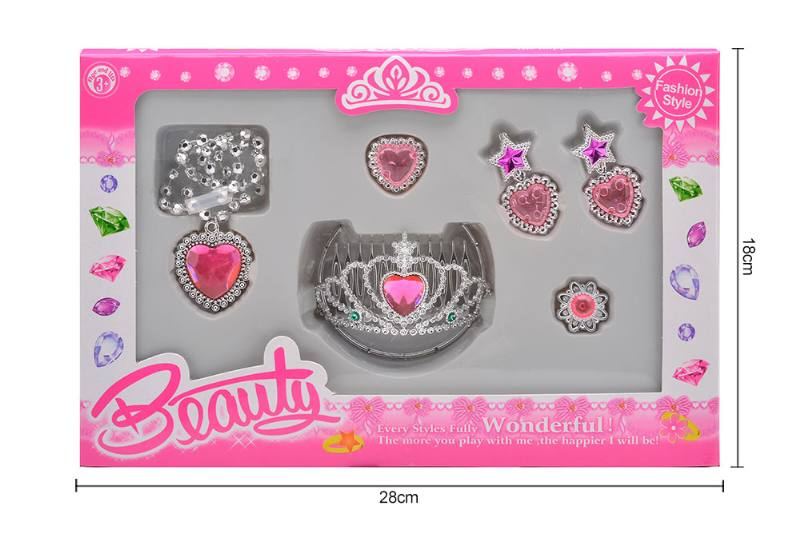 Pretend play toys jewelry sets toys No.TA255558
