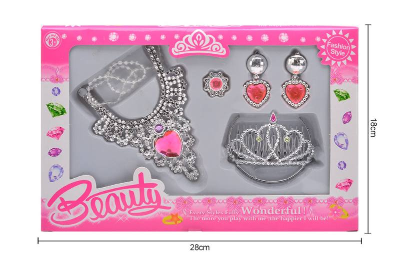 Pretend play toys jewelry sets toys No.TA255559