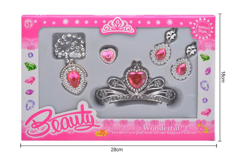 Pretend play toys jewelry sets toys No.TA255560