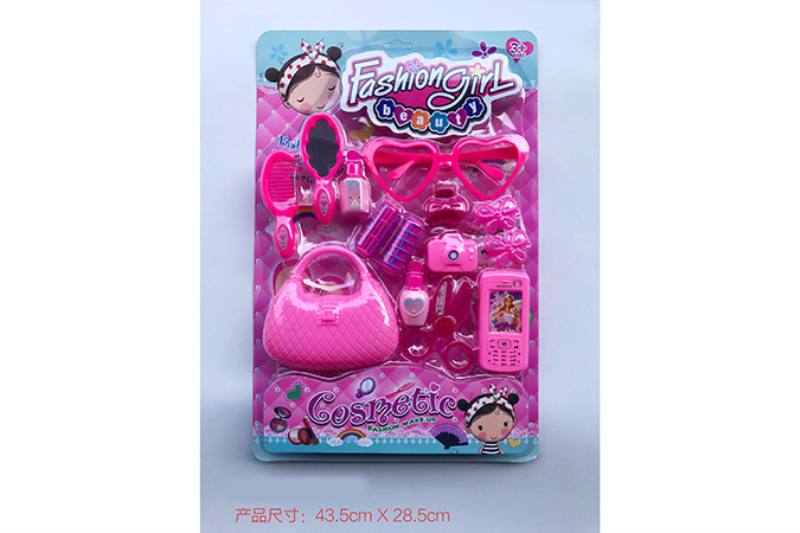 House ornament toy little girl makeup dressing toy NO.TA262968