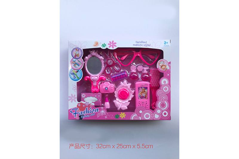 House ornament toy little girl makeup dressing toy NO.TA262972