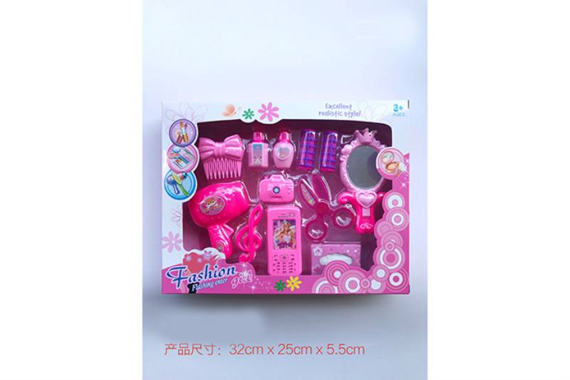 House ornament toy little girl makeup dressing toy NO.TA262973