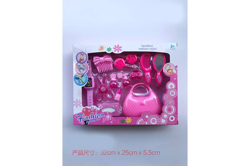 House ornament toy little girl makeup dressing toy NO.TA262974