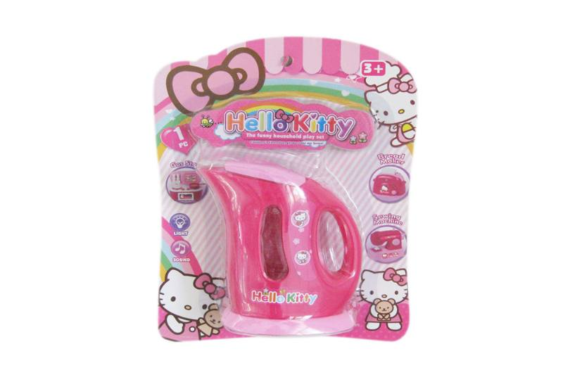 Kitchen play set toys electric appliance light music kettle No.TA258325