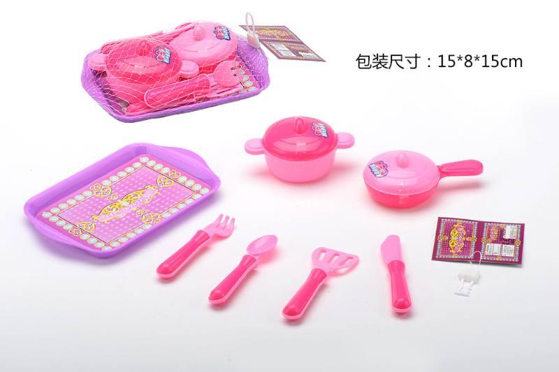 Play house toys cutlery tray No.TA260784
