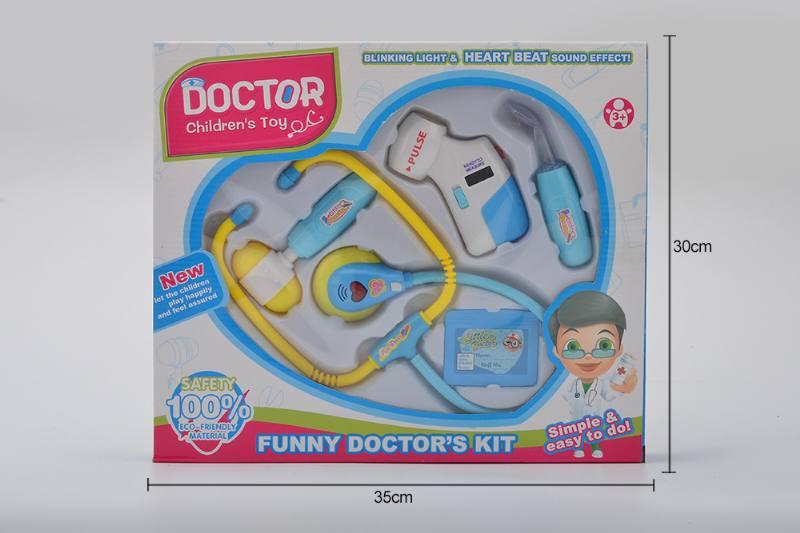 Pretend play toys doctor play set No.TA259207